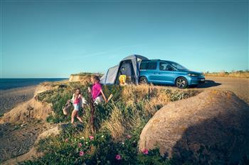 2022 Volkswagen Caddy California Maxi
