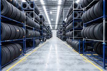 Bridgestone's Truganina Warehouse