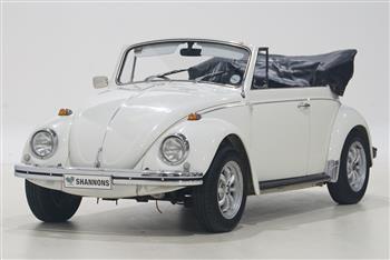 1970 VW Beetle Karmann Cabriolet