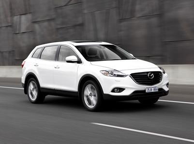New-Look Mazda CX-9