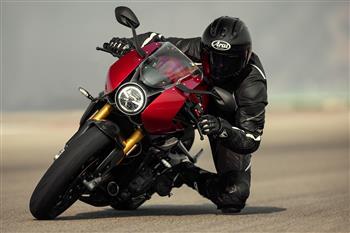 2021 Triumph Speed Triple 1200 RR
