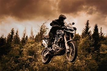 New Tiger 1200 Official Prototype Testin