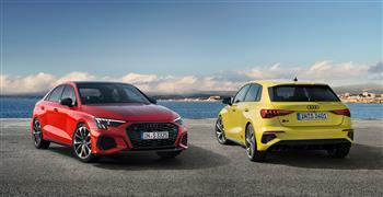 2022 Audi S3 Sedan; Audi S3 Sportback