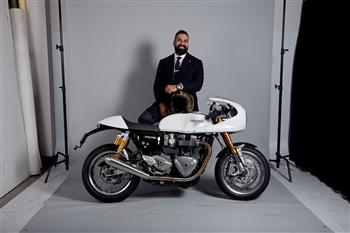 Triumph Motorcycles And The Distinguished Gentleman's Ride Renew Partnership For Five More Years