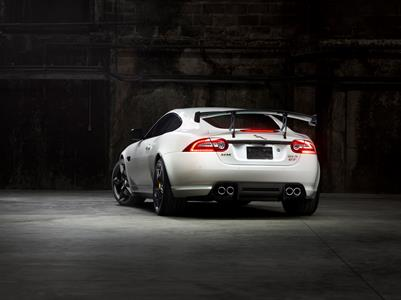 Jaguar XKR-S Unveiled At The New York Auto Show 2013