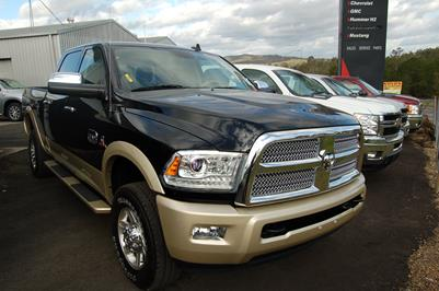 Latest Dodge Ram Now On Sale In Australia