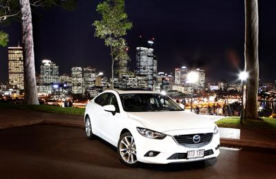 Mazda6 WINS TOP AWARD IN 'Australia's best car' 2013