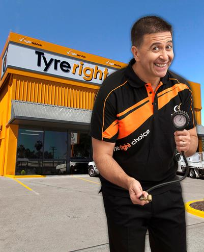 Tyreright Launches  National Tyre Safety Week From 9 +óGé¼GÇ£ 16 April 2014