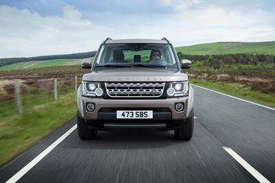 15MY Land Rover Discovery