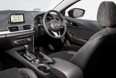 All-New Mazda3 XD Astina