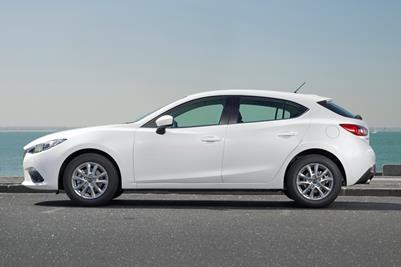 Mazda3 2015 update