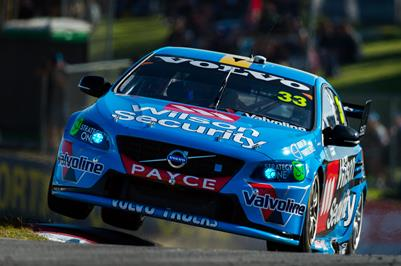 A tough weekend in Perth for Volvo Polestar Racing