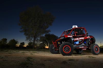2014 Finke Desert Rally