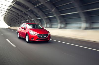 Mazda2 Neo sedan