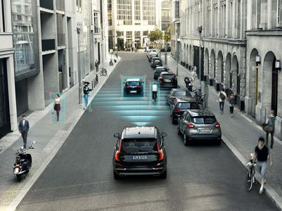 XC90 receives 100% safety rating from Euro NCAP