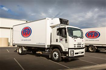 Australian company switching distribution fleet to Allison to simplify driver training and recruitment