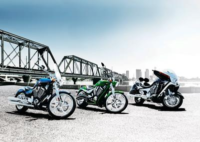 Victory Motorcycles Accessories