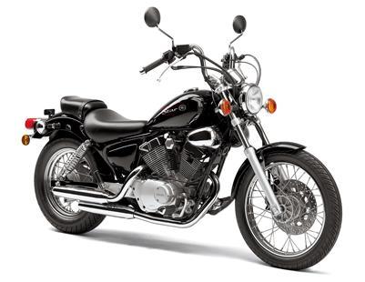 2010 Yamaha XV250 Virago