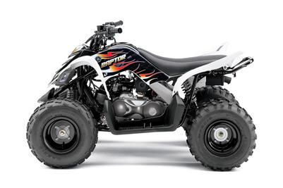 2010 Yamaha Raptor 90