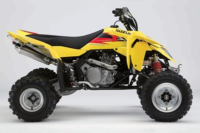 Ready To Race, The 2011 Quadracer R450