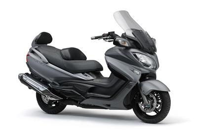 2014 Suzuki Burgman 650