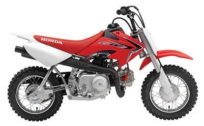 2014 Honda CRF50F