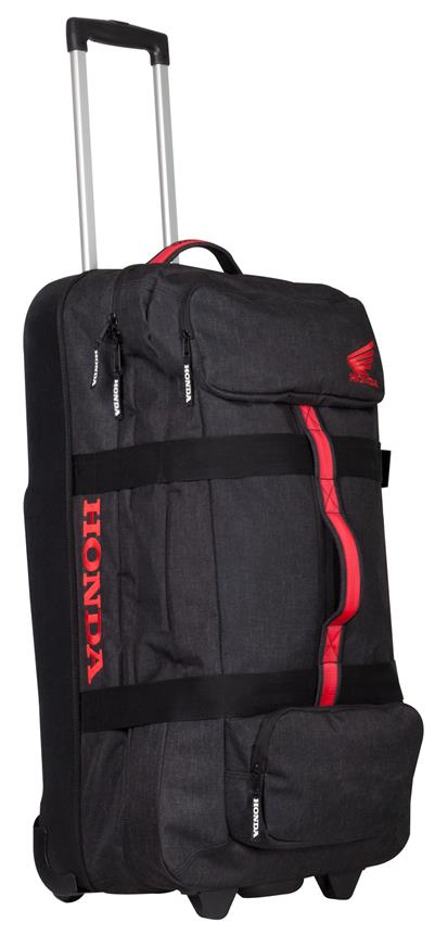 Ready To Roll With New Honda Luggage