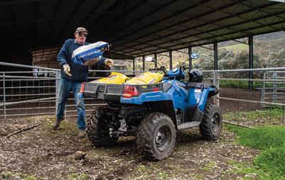 Polaris UTE 570 HD