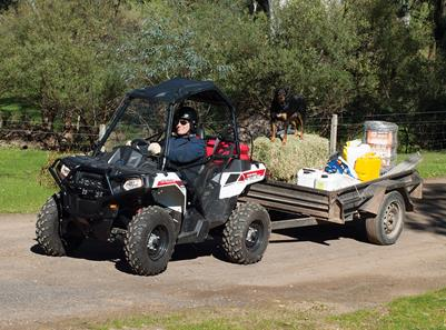 Polaris ACE 325 HD