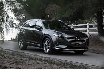 Mazda Premieres brand-New CX-9 Three-Row Midsize Crossover SUV