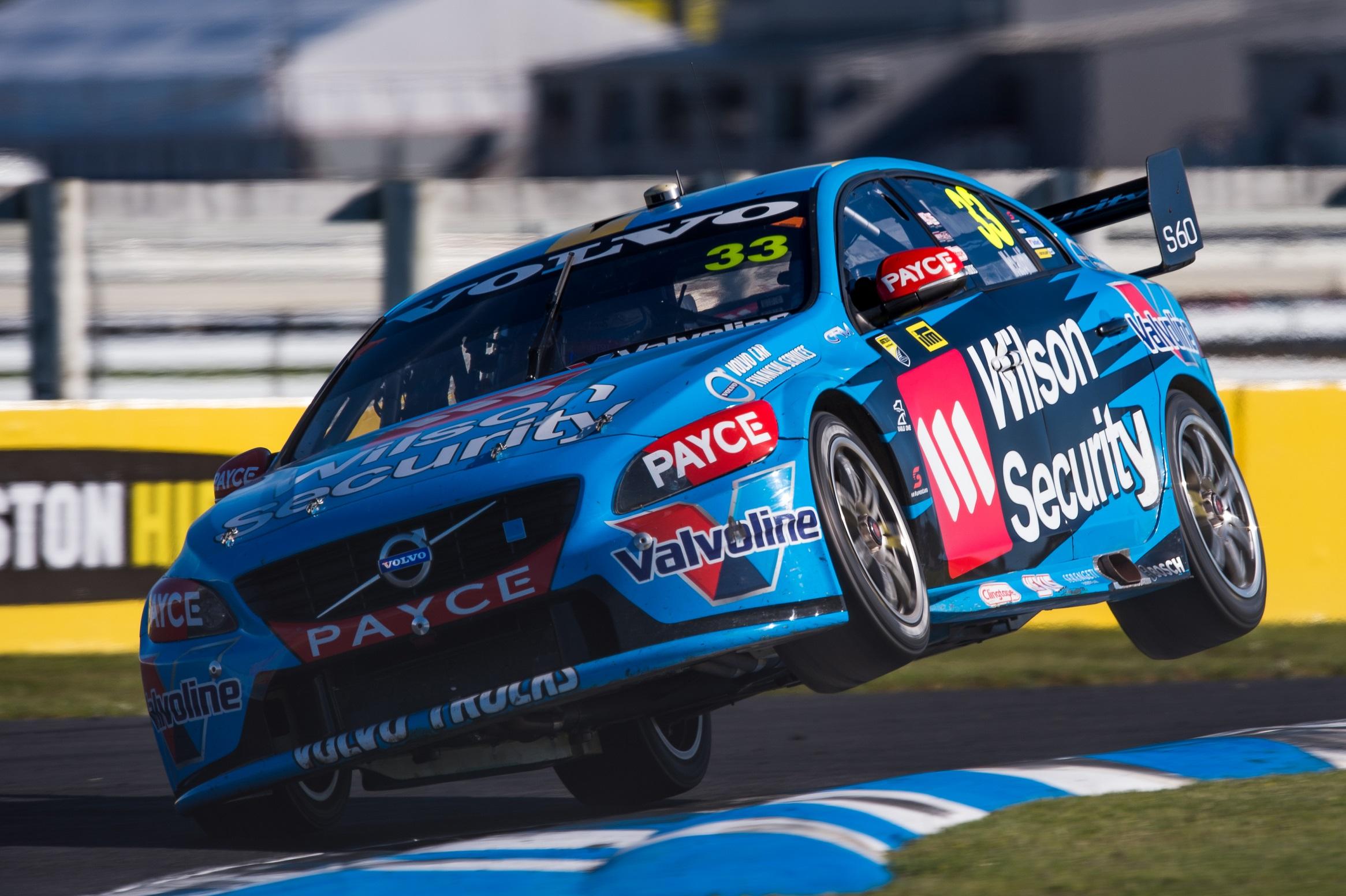Scott Mclaughlin Chasing Win For Volvo At V8 Supercars Finale The Deadline Network