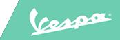Vespa logo on Bikedeadline