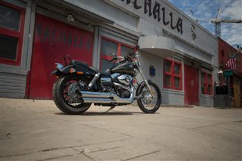 2016 Harley-Davidson Dyna Wide Glide.