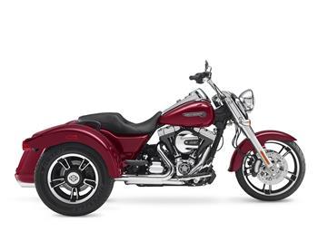 2016 Harley-Davidson Freewheeler.