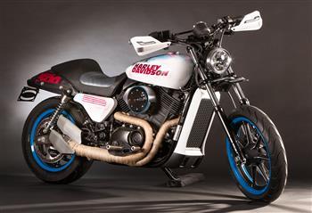 Harley-Davidson And Marvel Present Super Hero Customs