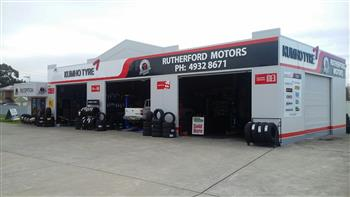 Rutherford Motors Goes Platinum