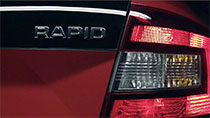 Skoda Rapid Spaceback footage  1.