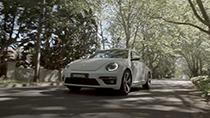 Volkswagen R-Line b-roll footage.