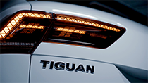 Volkswagen Tiguan, 60 secs