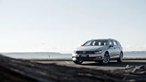 2015 Volkswagen Passat B-Roll...