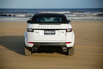 2017 Range Rover Evoque Convertible HSE DYNAMIC SI4
