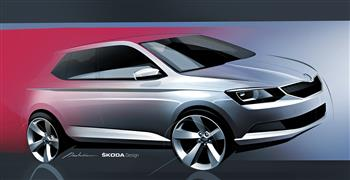 2014 Škoda Fabia concept