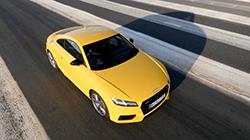 Audi TTS Coupe 2.0 TFSI.