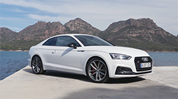 2017 Audi A5 and S5 B-roll footage.