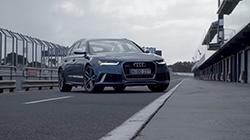 2015 Audi RS 6 Avant B-Roll.