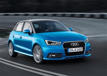 2014 Audi A1 Sportback