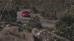 The Blistering New Audi S3 Sportback has Arrived in Australia, b-roll footage.