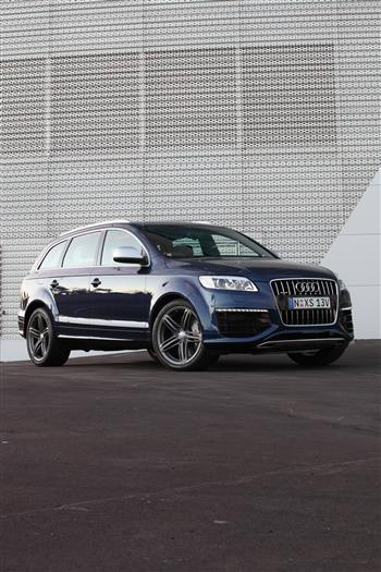 2010 Audi Q7 V12