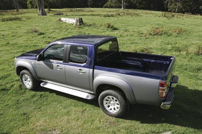 2006 Mazda BT-50 Dual Cab SDX