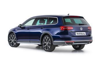 2017 Volkswagen Passat Alltrack Wolfsburg Edition